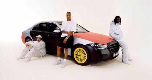 Mercedes-Benz × Heron Preston