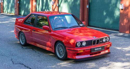 1990 BMW E30 M3 SPORT EVO III