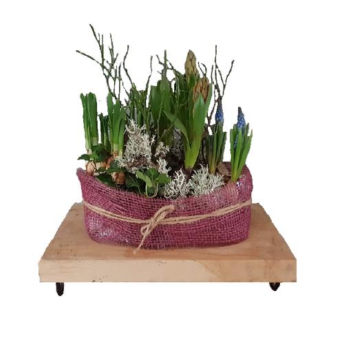 DIY arrangement