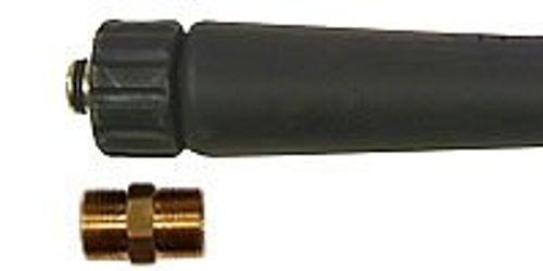 photo Wallpaper of Unbekannt-Hochdruckreinigerschlauch 200bar 15Meter Überwurfmutter M22 Doppelnippel Knickschutz-