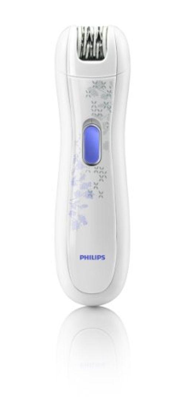 photo Wallpaper of Philips-Philips HP6365   Depiladora-Púrpura, Color blanco