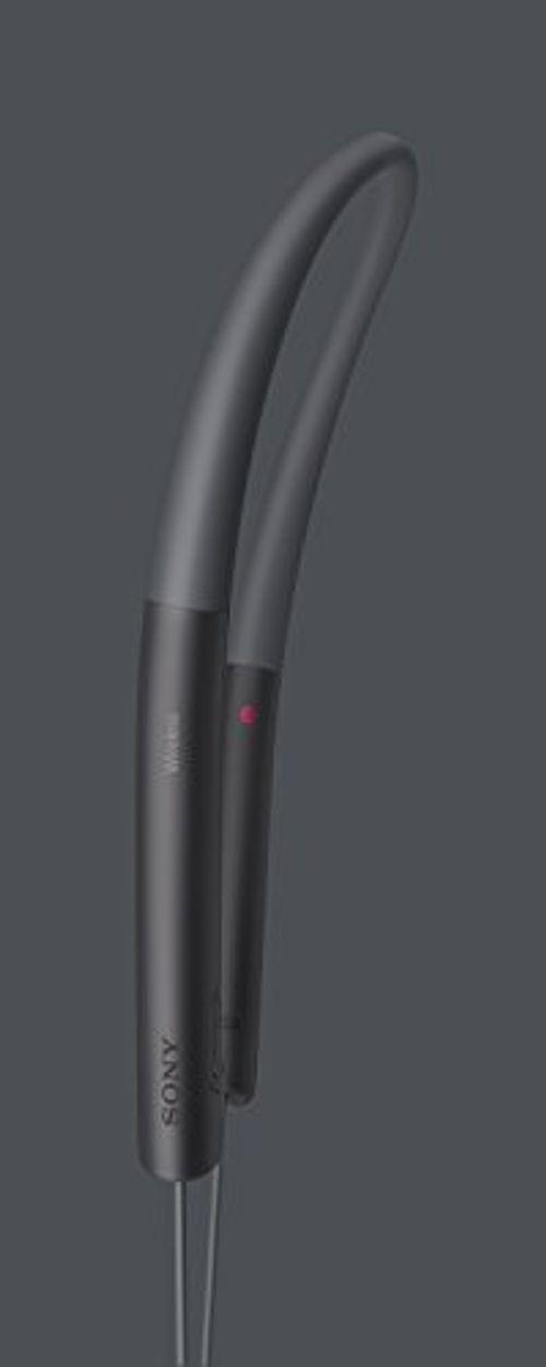 photo Wallpaper of Sony-Sony MDR EX750BT Kabelloser High Resolution In Ohr Kopfhörer (Bluetooth, Head Set Funktion)-kohlschwarz