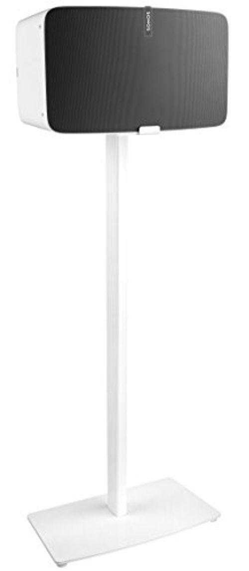 photo Wallpaper of Cavus-Cavus CSP5W   Standfuß Für SONOS PLAY:5 Lautsprecher Ständer (Stück, Weiß)-Weiß