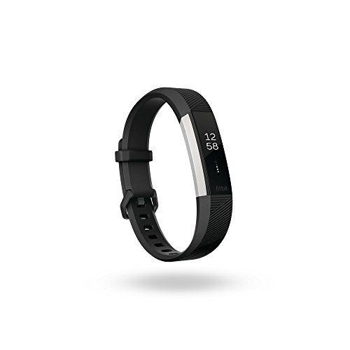 photo Wallpaper of Fitbit-Fitbit Alta Hr Armband Zur Herzfrequenz Und Fitnessaufzeichnung, Black, L-Schwarz