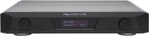 photo Wallpaper of NuForce-NuForce Avp18Vorverstärker Audio/Video HD 7.1Surround Schwarz Matt-Schwarz