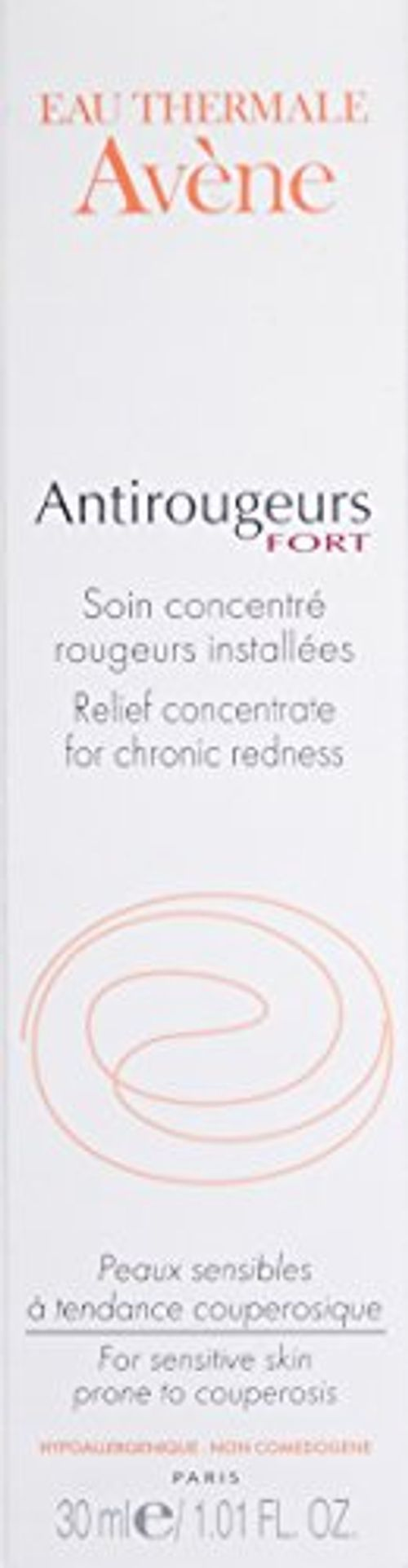 photo Wallpaper of Avene-AVENE Antirojeces Fuerte Cuidado Concentrado 30ML-