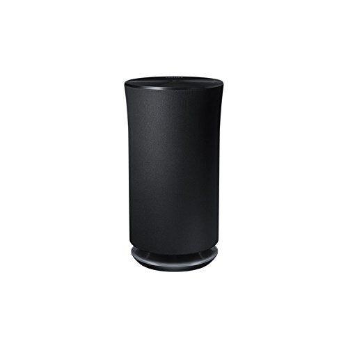 photo Wallpaper of Samsung-Samsung WAM3500 Multiroom Lautsprecher (WLAN, 360 Grad Sound, Plug Und Play) Dunkelgrau-dunkelgrau