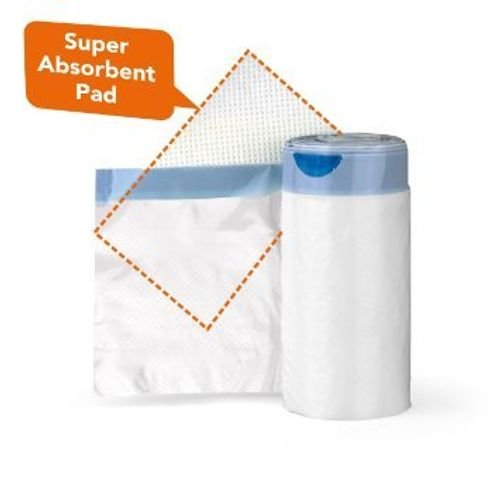 photo Wallpaper of CLEANIS-Cleanis Care Bag – Inodoro Portátil Maletero Con Super Absorbente Pad-