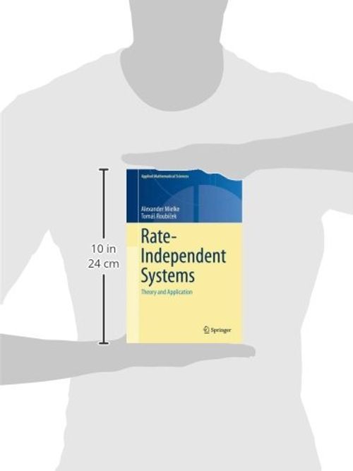 photo Wallpaper of -Rate Independent Systems: Theory And Application (Applied Mathematical Sciences, Band 193)-