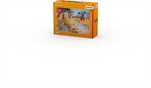 photo Wallpaper of Schleich-Schleich 42387   Wild Life Starter Set Figur-