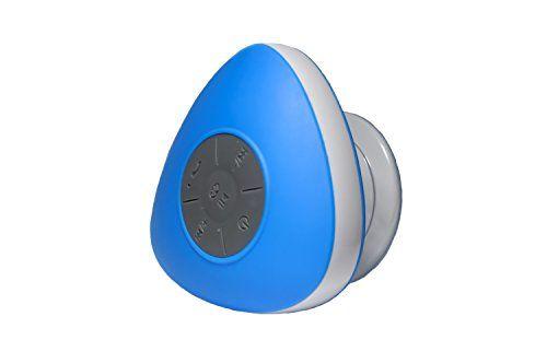 photo Wallpaper of Karboo-Wasserdichter Bluetooth Lautsprecher Neue Version 2017 Dusche/Küche/Auto/Outdoor 3W IOS Android-Blau