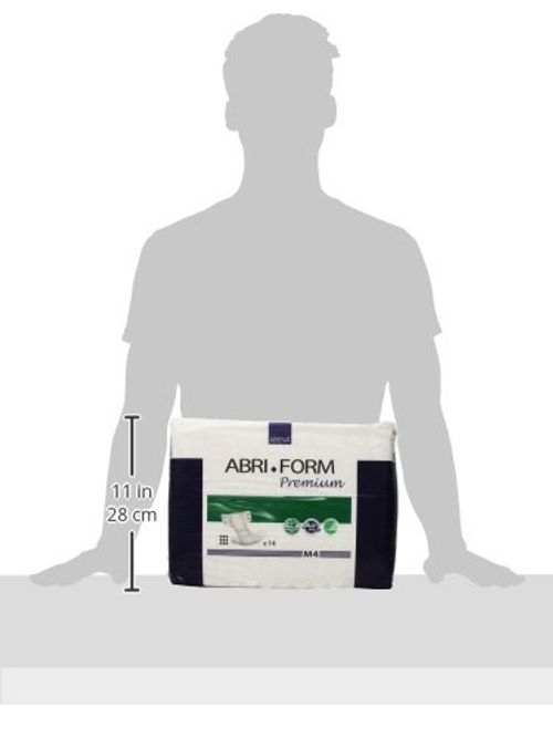 photo Wallpaper of Abena-Abena Medium 3600ml/70–110cm Número 4Abri Form Premium Protectora Slip-
