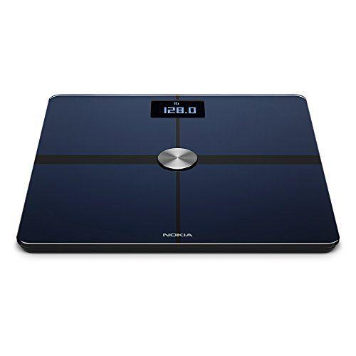 photo Wallpaper of Nokia health-Nokia Body+   Báscula Wifi De Composición Corporal, Negro-Negro