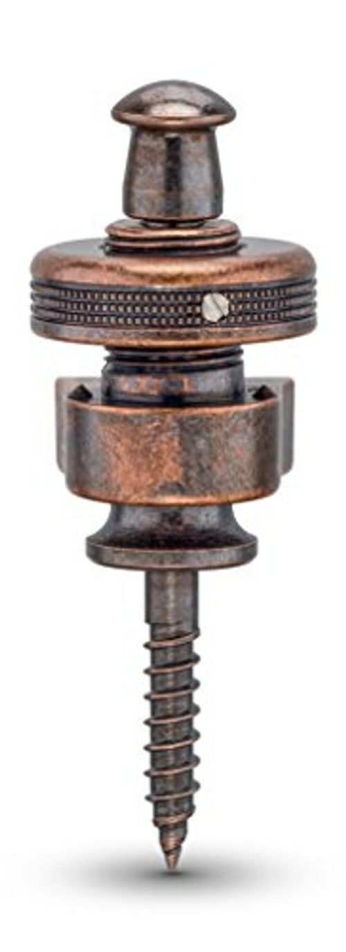 photo Wallpaper of SCHALLER-Schaller Security Lock Set Vintage Copper 442 Endpin-Vintage Copper