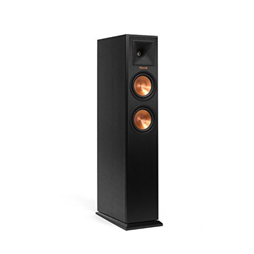 photo Wallpaper of Klipsch-Klipsch RP 250F Standlautsprecher 1 Stück Ebony-ebony