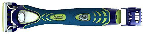 photo Wallpaper of Wilkinson Sword-Wilkinson 70003960   Maquinilla De Afeitar Hydro 5 Groomer Sword-Azul