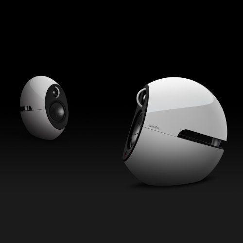 photo Wallpaper of Edifier-EDIFIER Luna E25 Design Lautsprecherset Mit Bluetooth (74 Watt), Weiß-weiß