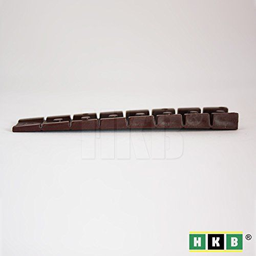 photo Wallpaper of MO-Werkzeughandel ®-20 Stück Möbelkeile/Unterlegkeile, Aus Kunststoff Mit 7 Soll Bruchstellen, Braun,-Braun