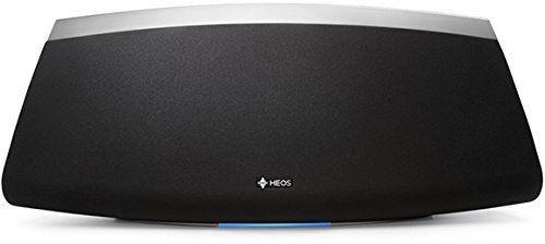 photo Wallpaper of Denon-Denon HEOS 7 HS2 Audio Streaming Lautsprecher (Multiroom, Amazon Music,-schwarz