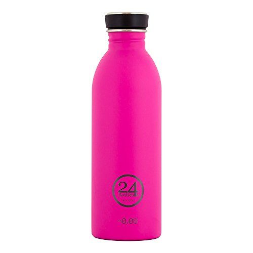 photo Wallpaper of 24Bottles-24Bottles Trinkflasche Urban Bottle 0,5 Passion Pink-pink