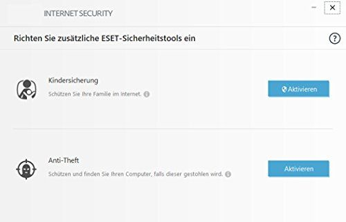 photo Wallpaper of ESET-Eset Multi Device Security 2018 | 5 User | 1 Jahr Virenschutz | Windows-