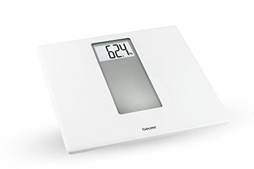 photo Wallpaper of Beurer-Beurer PS 160   Báscula De Baño Con Pantalla LCD XXL-Color blanco