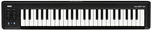 photos of KORG Microkey2–49Air 49Key Bluetooth Wireless Und USB MIDI Controller–Schwarz Sonderangebote Kaufen   model Musical Instruments