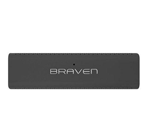 photo Wallpaper of Braven-Braven B705GBP 705 HD Wireless Tragbarer, Aufladbarer & Spritzwasser Geschützter Bluetooth-Grau/Schwarz
