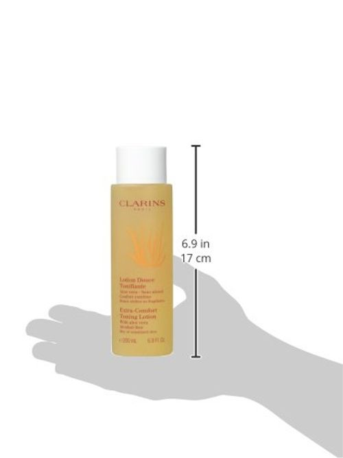 photo Wallpaper of Clarins-CLARINS PS Lotion Douce Tonifiante With Aloe Vera 200 Ml-seca