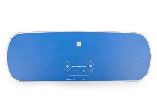photo Wallpaper of Blaupunkt-BLAUPUNKT BT 600 BL BL Bluetooth Lautsprecher Mit NFC, AUX IN,-Blau