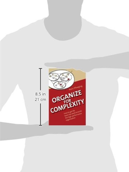 photo Wallpaper of -Organize For Complexity: How To Get Life Back Into Work To Build The-