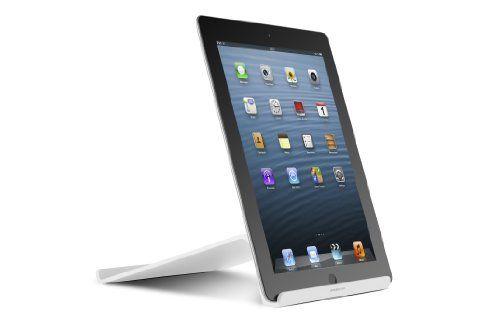 photo Wallpaper of SPEEDLINK-Speedlink Cavity Universeller Tablet Stand (Tablet Ständer Zur Arbeitserleichterung, Zwei Stellwinkel 20 Und-Weiß