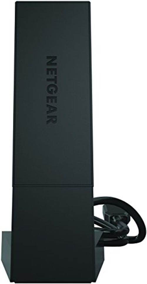 photo Wallpaper of Netgear-Netgear A6210 100PES AC1200 High Gain WLAN USB Adapter (USB-