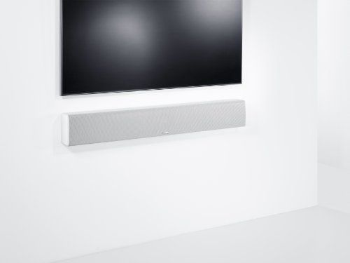 photo Wallpaper of Canton-Canton DM 9 Soundbar (200 Watt) Weiss-weiß