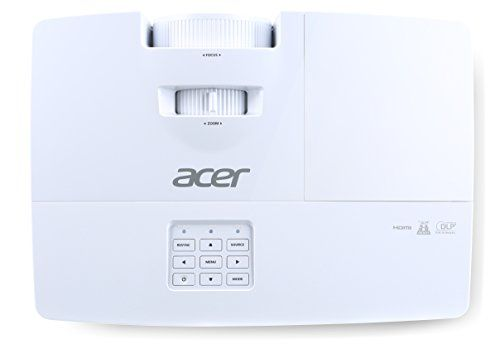 photo Wallpaper of Acer-Acer X137WH DLP Projektor (WXGA, 3700 ANSI Lumen, 20.000:1 Kontrast)-Weiß