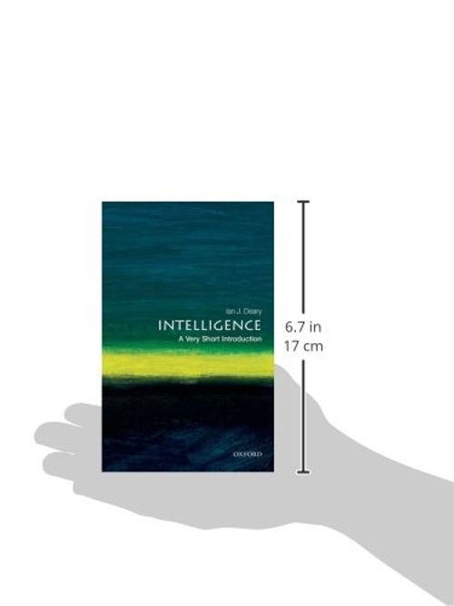 photo Wallpaper of -Intelligence: A Very Short Introduction (Very Short Introductions)-