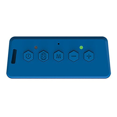 photo Wallpaper of Creative-Creative MUVO 2c   Leistungsstarker, Kompakter, Wetterfester Wireless Bluetooth Lautsprecher (für Apple-blau