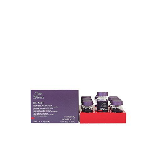 photo Wallpaper of Wella-WELLA BALANCE Anti Hair Loss Serum 8x6ml 48 Ml-
