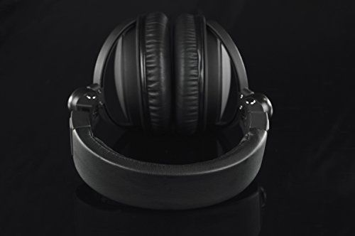 photo Wallpaper of SoundMAGIC-SoundMAGIC HP150 Geschlossener Over Ear Kopfhörer   Schwarz-Schwarz