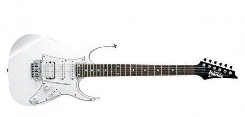 photo Wallpaper of Ibanez-Ibanez GRG140 WH E Gitarre GRG Serie Weiß-weiß