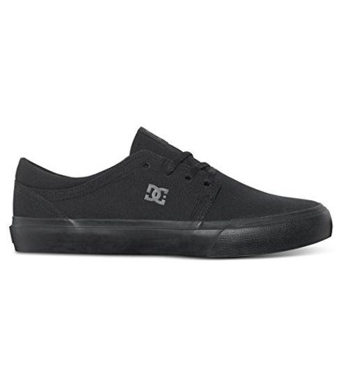 photo Wallpaper of DC Shoes-DC Shoes Herren Trase Tx Low Top Sneaker, Schwarz (Black/Black/Black 3bk), 39 EU-Schwarz (Black/Black/Black 3bk)