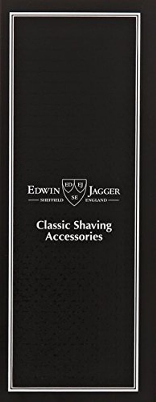 photo Wallpaper of Edwin Jagger-Edwin Jagger Kelvin Chrome   Maquinilla De Afeitar Para Hombre, Color Plateado-Plateado
