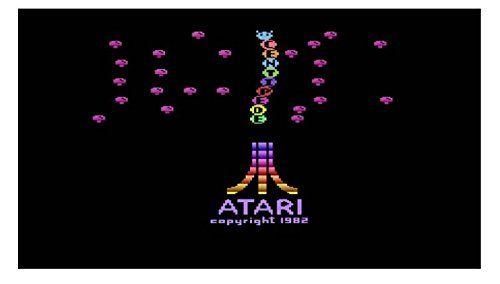 photo Wallpaper of -ATARI Flashback 8 Gold HD Retro Konsole Mit 120 Spielen Und 2-