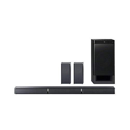 photo Wallpaper of Sony-Sony HT RT3 5.1 Kanal Soundbar (600 W Ausgangsleistung, NFC, Bluetooth,-Schwarz