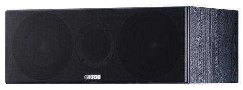 photo Wallpaper of Canton-Canton Chrono 505 Centerlautsprecher (85/140 Watt) Schwarz (Stück)-