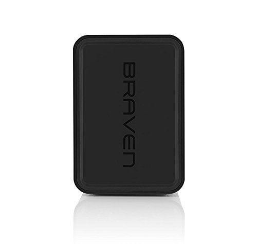photo Wallpaper of Braven-BRAVEN 805 HD Tragbarer, Aufladbarer Bluetooth Lautsprecher Mit Integriertem Akku (4.400mAh) Zum Laden Von-Schwarz