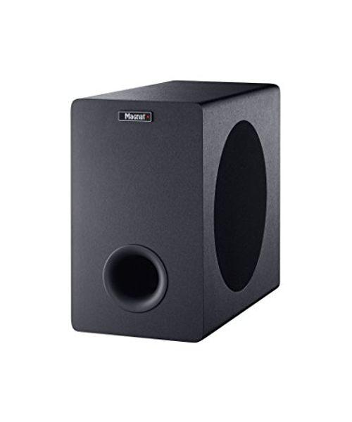 photo Wallpaper of Magnat Elektronik Produkte-Magnat SBW 250 | Heimkino Soundbar Mit Wireless Subwoofer | Stereo Zweiwegesysteme, Bluetooth Speaker,-Schwarz