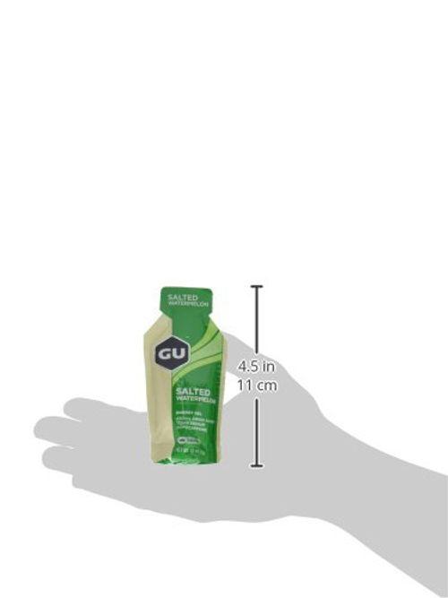 photo Wallpaper of GU-GU Energy Gel, Salted Watermelon (salzige Wassermelone), Box Mit 24-