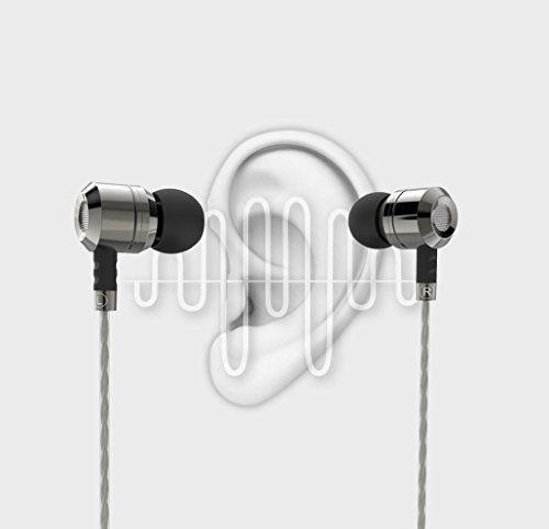 photo Wallpaper of COSPOR-COSPOR Wired Earphones, In Ohr Magnetische Noise Cancelling Sweatproof Kopfhörer-Pink