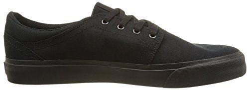 photo Wallpaper of DC Shoes-DC Shoes Herren Trase Tx Low Top Sneaker, Schwarz (Black/Black/Black 3bk),-Schwarz (Black/Black/Black 3bk)